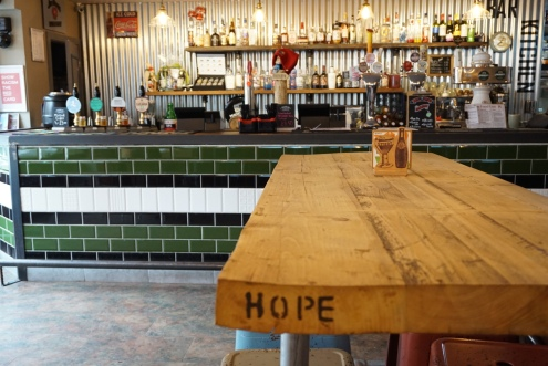 Hope & Union, Teesside Foodie