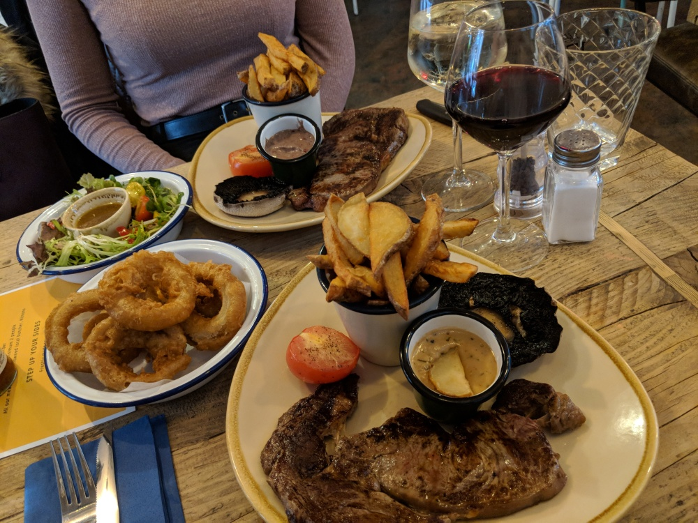 Hope & Union, Steak Night